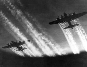 Bombenangriff auf Dresden