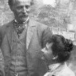 Karl May und Frau